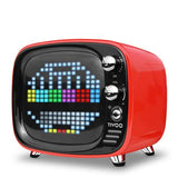 Divoom Tivoo Smart Pixel Art Bluetooth Speaker