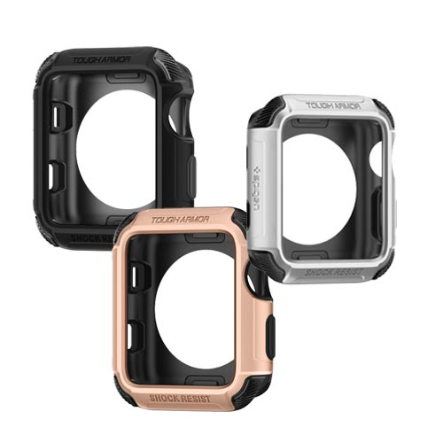 Spigen Tough Armor 2 Case for 42mm Apple Watch Series 3 & 2