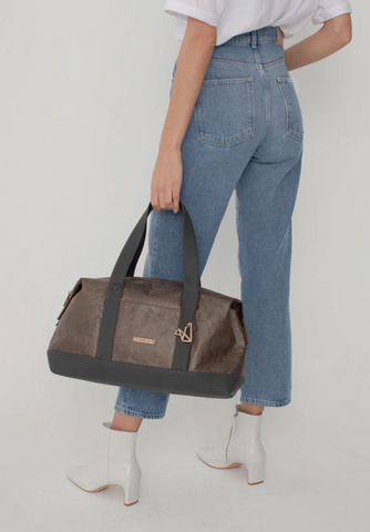 Sac de voyage marron - ELEANOR