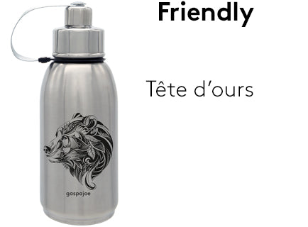 Gourde Isotherme Friendly 700ml