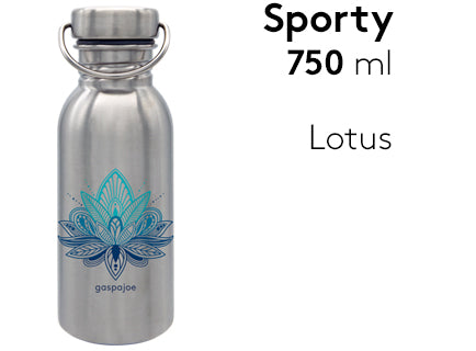 Gourde GASPAJOE Sporty 750ml