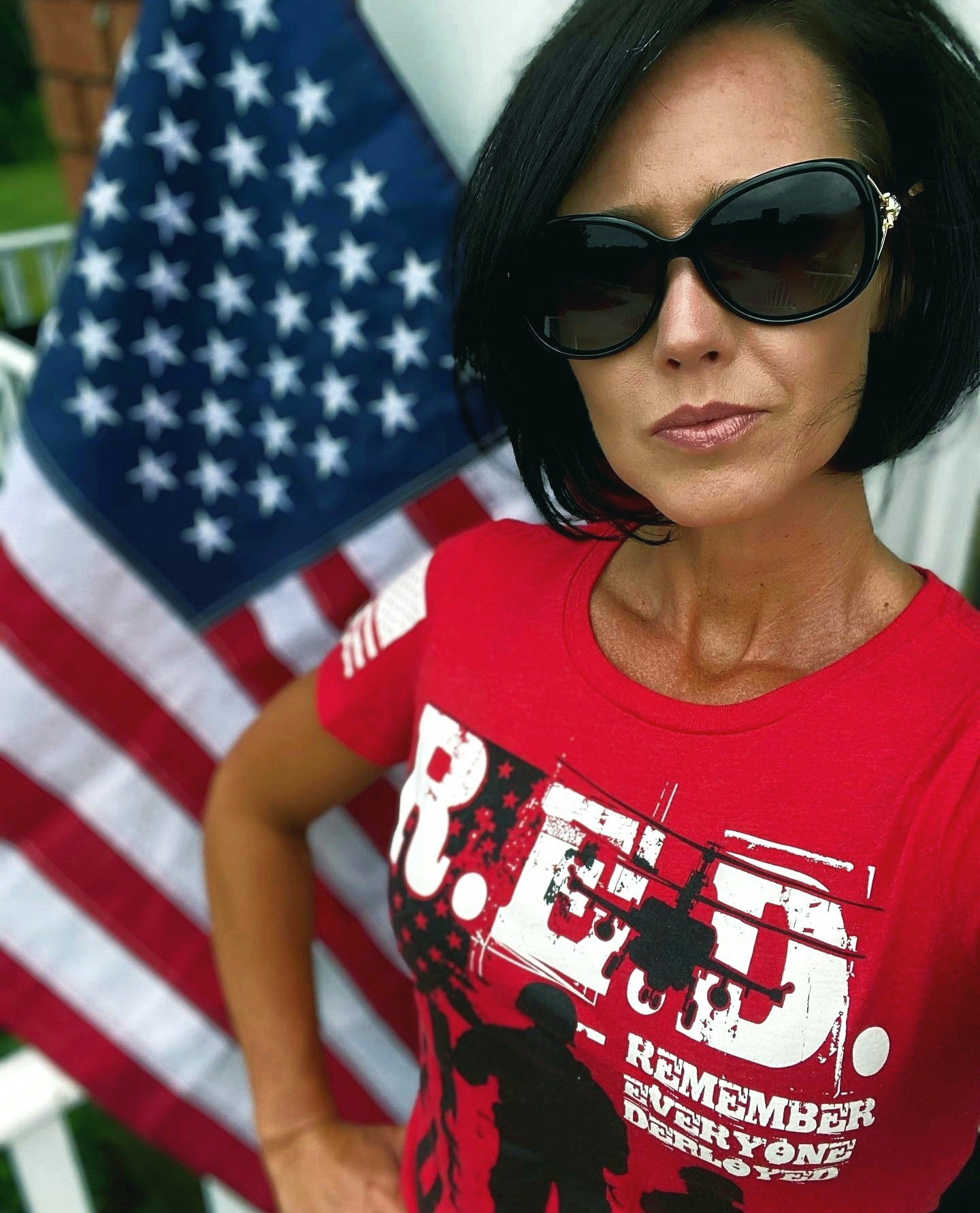 RED Friday Patriotic T-shirts. At Grit Gear Apparel we have want you need to support our troops every RED Friday with a great selection of Patriotic Apparel