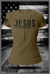 Jesus Strong Ladies Tee | Grit Gear Apparel ®