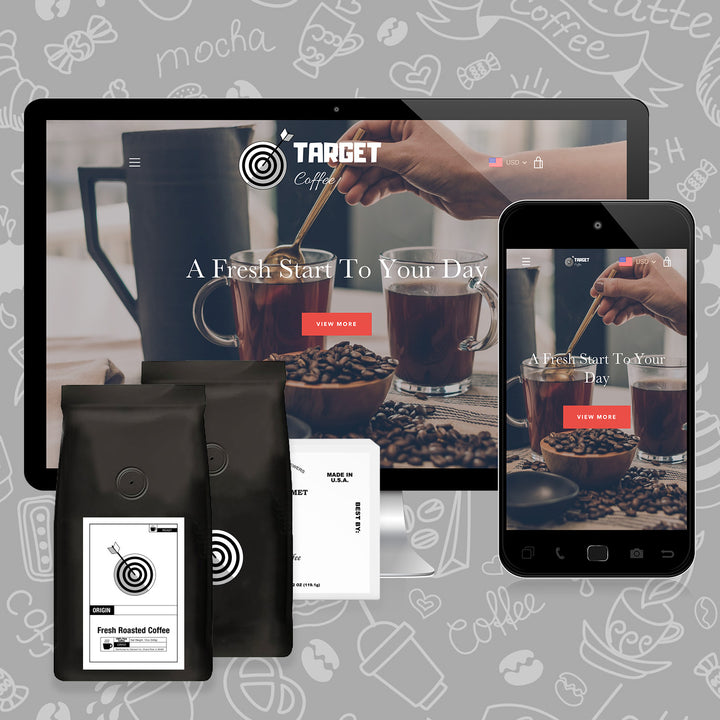 start your own coffee brand