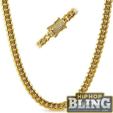 Scope Out Brand New Cuban Chains As Dope As Teyana Taylor's Choker