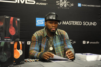 50 Cent Smashes A Police Car In His Return To Instagram