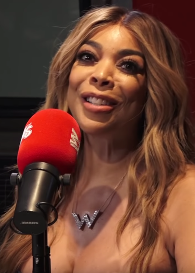 Wendy Williams Gets Put On Blast By Flavor Flav's Baby Mama