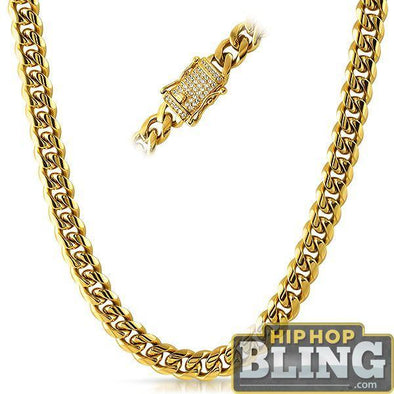 Turn Heads Like P Diddy In A Brand New Iced Out Chain