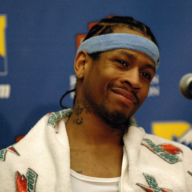 Allen Iverson Angry Over Carmello Anthony Treatment