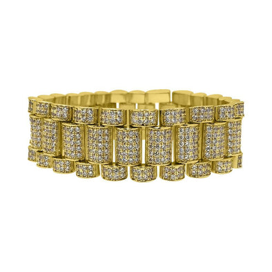 Tyga Style Hip Hop Bracelets Can Be Copped From Hip Hop Bling