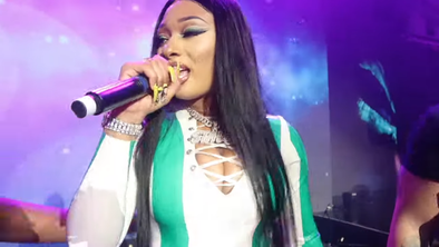 "Megan Thee Stallion Tells Torey Lanez ""Stop Lying,"" Names Him As Her Shooter"