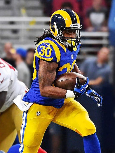 Rams May Look To Replace Todd Gurley