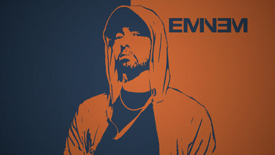 Music To Be Murdered By Midnight Drop From Eminem Tops Charts in 55 Countries