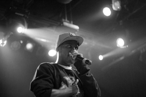 Hopsin Hip Hop Jewelry Photo Credit: Flickr user The Come Up Show