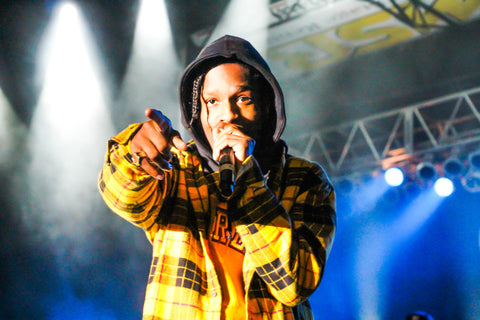 ASAP Rocky Discography Hip Hop Artist Photo Credit: Flickr User Chad Cooper https://www.flickr.com/photos/86775868@N03/10330249263