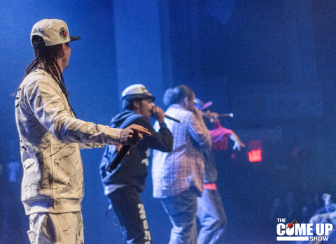 Bone Thugs N Harmony Danforth Music Hall 2015 Photo Credit: The Come Up Show