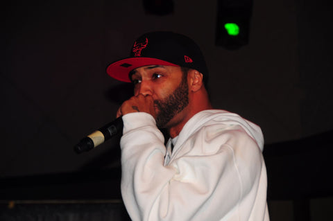 Joe Budden Hip Hop Jewelry: Photo Credit InkwellDesignGroup