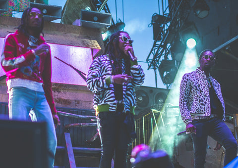 Migos Hip Hop Swagger Veld Festival Photo Credit: The Come Up Show