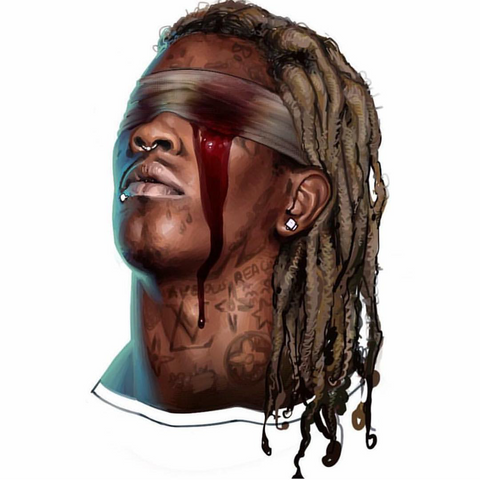 Young Thug Hip Hop Artist Discography: Photo Credit Wikimedia Commons User Tm88mafia13