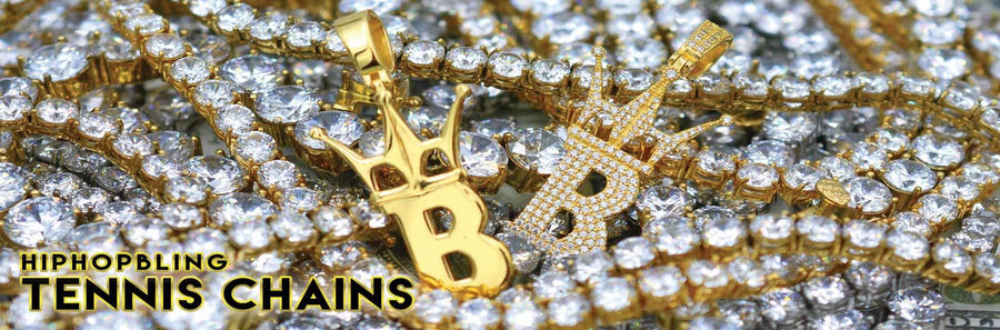 Hip Hop Jewelry | Bling Bling Chains | Iced Out Jewels
