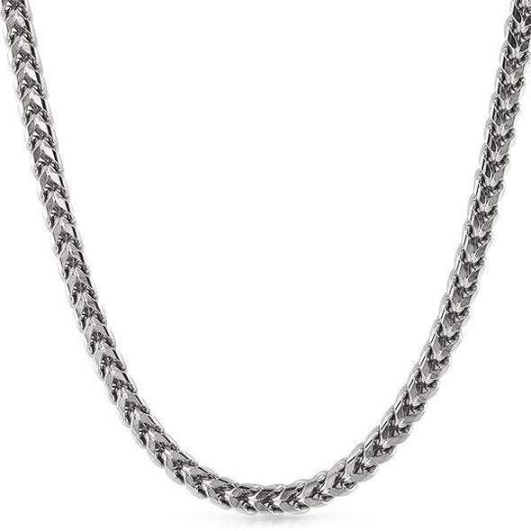 Franco 6MM Stainless Steel Hip Hop Chain