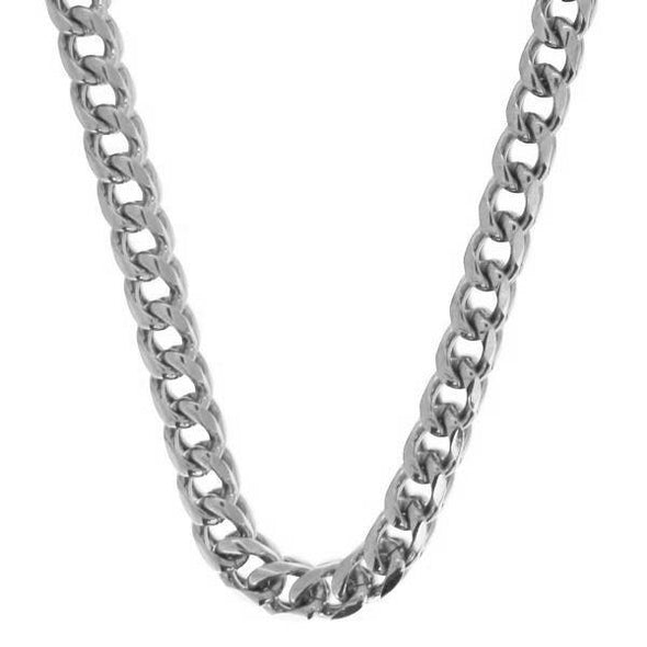 8MM Stainless Steel Franco Chain Heavy