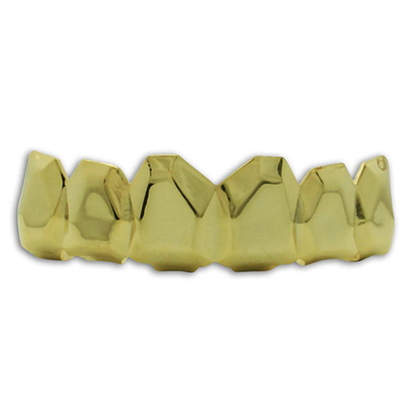 Custom Grillz Gold Teeth