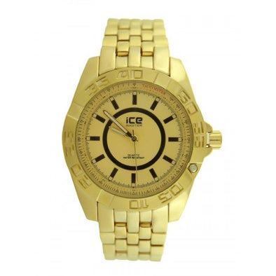 Gold Sport Classic Mens Watch