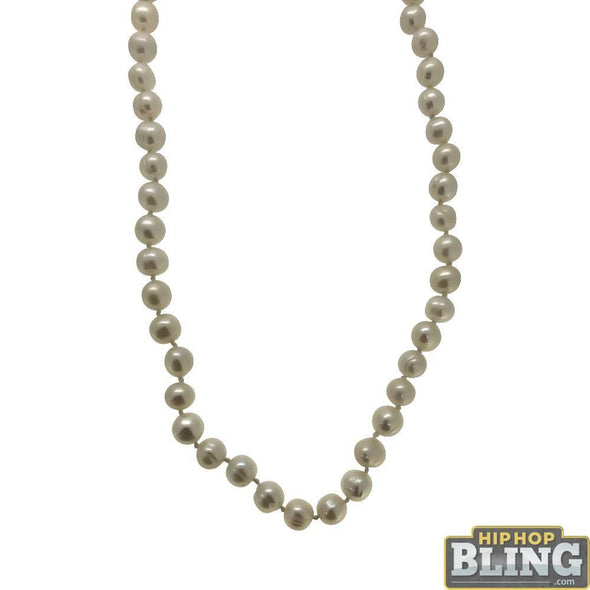 Freshwater Pearl Necklace 7MM Diameter