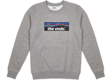 Ends (Sweater) - Heather Grey