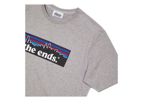 Ends (Tee) - Heather Grey