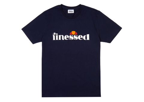 Finessed (Tee) - Navy