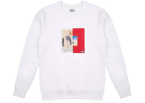 Taylor West (Sweater) - White