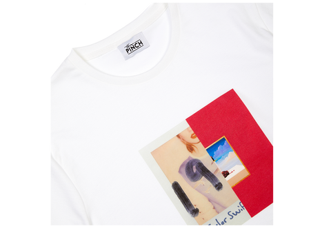 Taylor West (Tee) - White