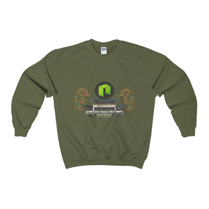 NEO Temple Crewneck Sweatshirt