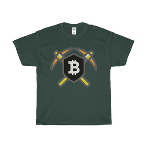 BTC Pick & Shield Tee