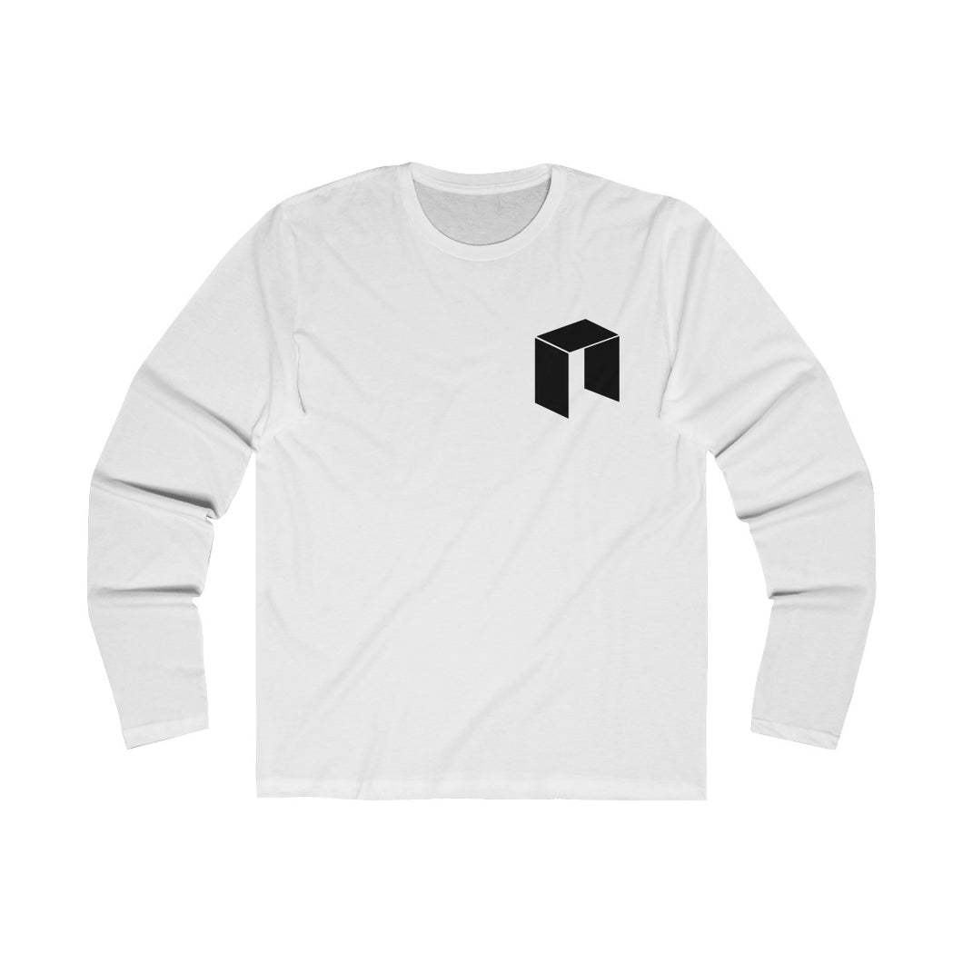 Simple Neo Long Sleeve (White)