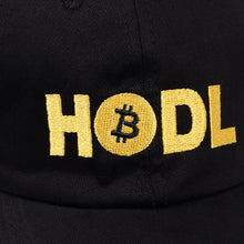 HODL Embroidered Baseball Cap