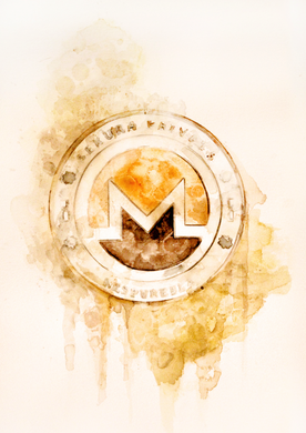 Monero by Terry Cook