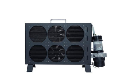 Radiator and Accessories for Antminer S9 Hydro