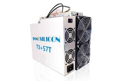 INNOSILICON T3+57T Miner with PSU