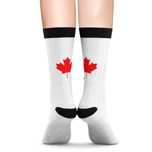 Bitcoin Rocket (Canada) Socks