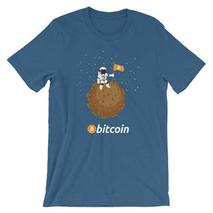 Bitcoin On The Moon T-shirt