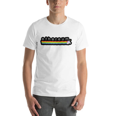 Ethereum Rainbow Unicorn T-Shirt