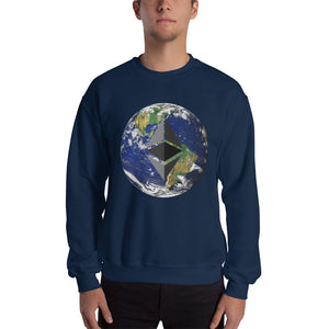 Ethereum World Sweatshirt