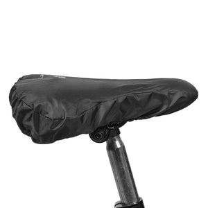 Water resistant bicycle saddle cover