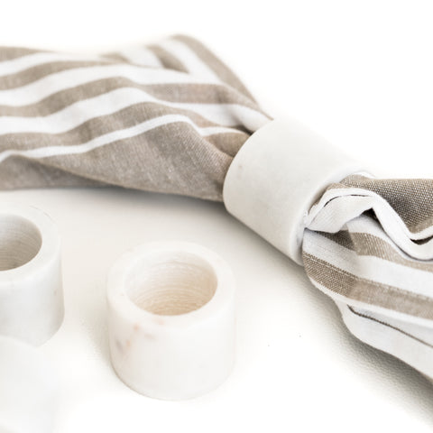 Marble Napkin Ring