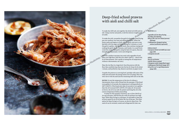 Australian Fish & Seafood Cookbook
