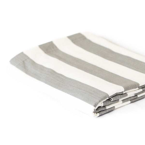 Thick Stripe Tablecloth