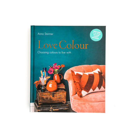 Love Colour Book